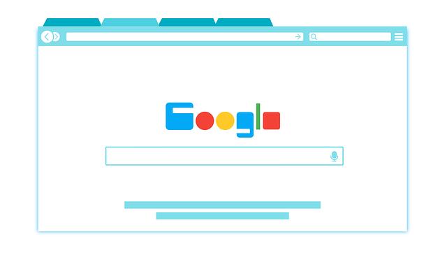 Googleホーム画面