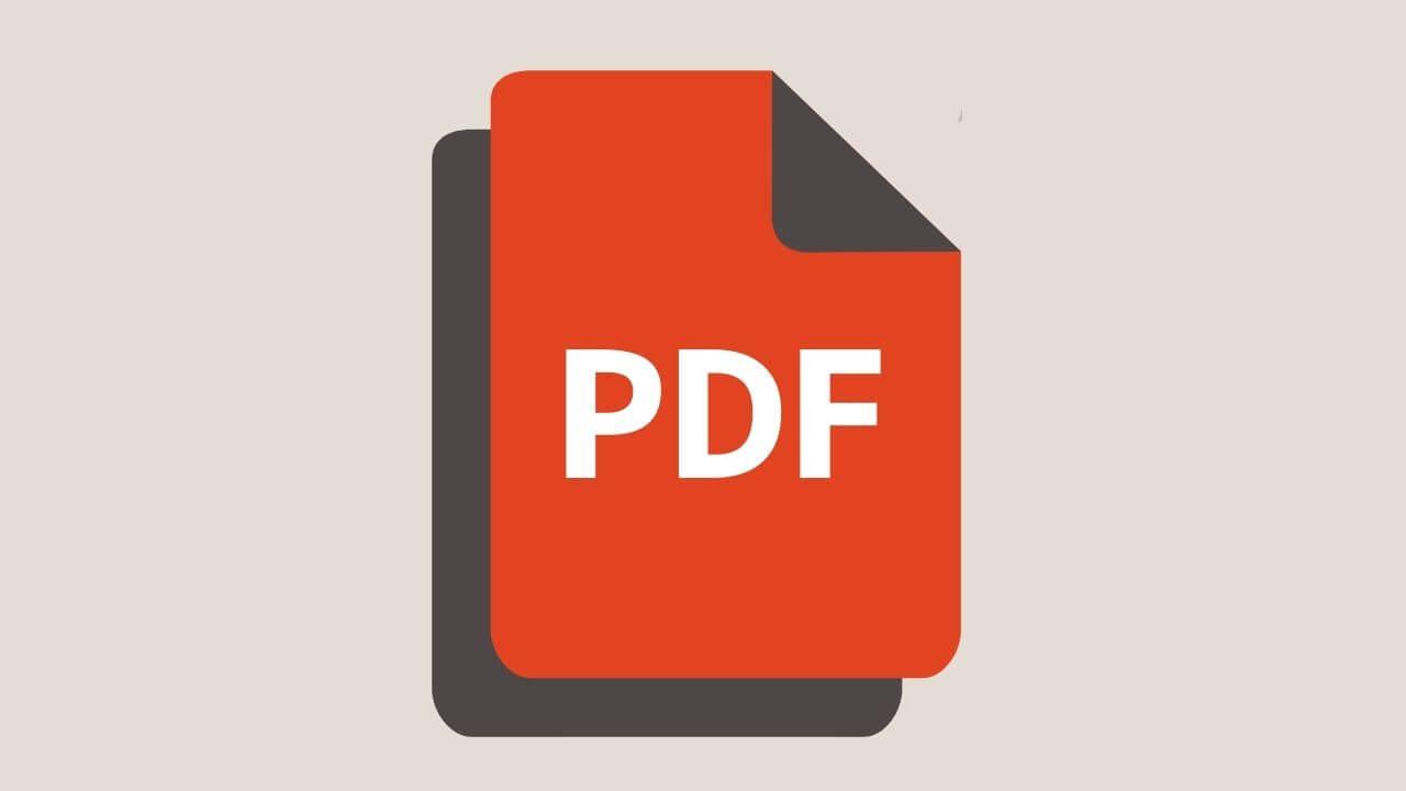 PDFファイルのイメージ画像