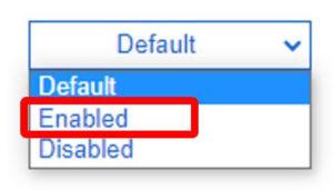 Chrome_Extensions Toolbar Menuの有効化