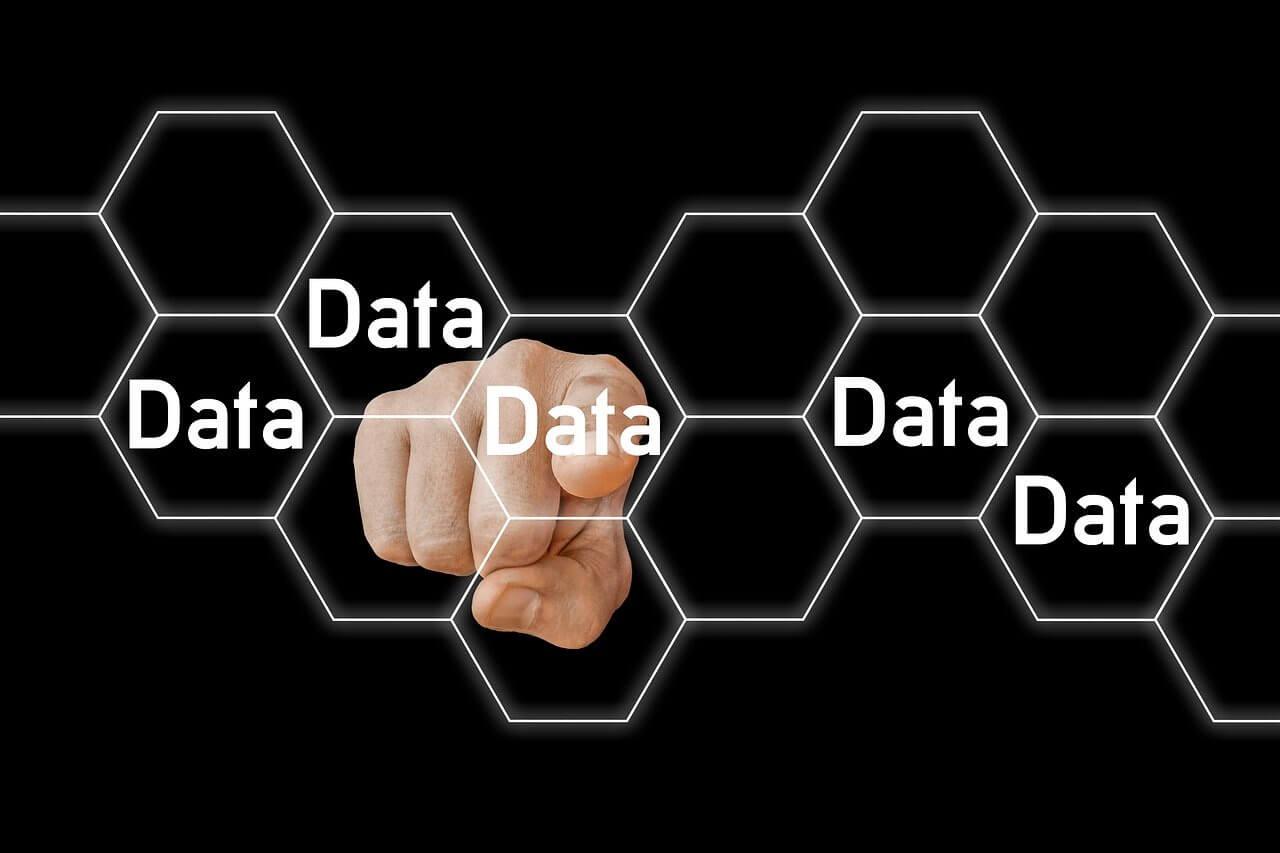 データのイメージ画像