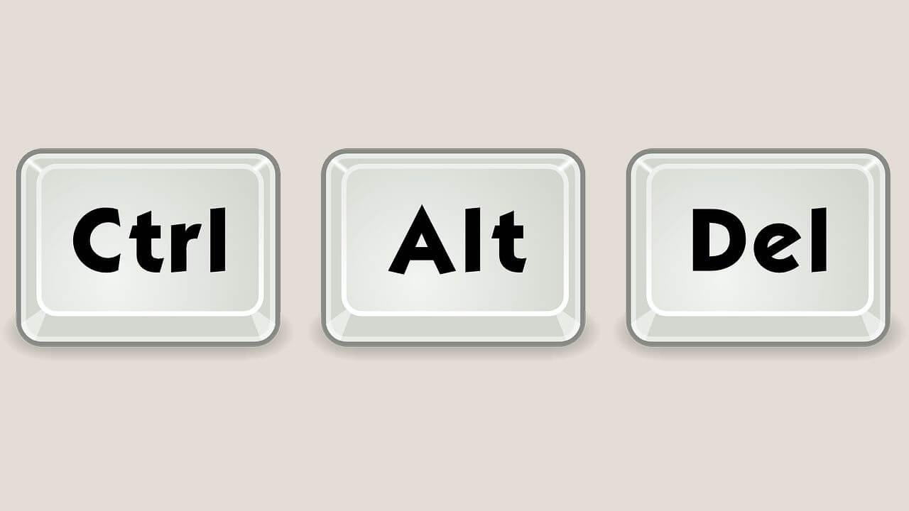 キーボードキーのイメージ画像