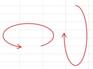 Excel_線の編集_矢印の調整例
