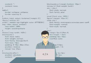プログラミング・HTMLのイメージ画像