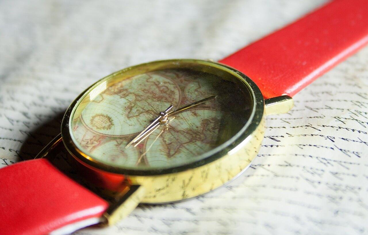時計と時間のイメージ画像